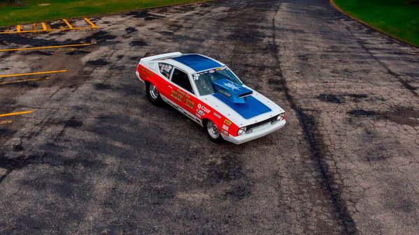 1978 Plymouth Arrow Race Car