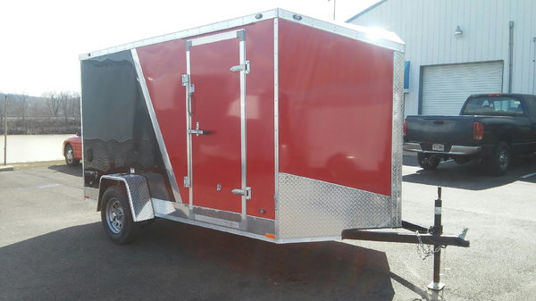 10% off Stealth Enclosed Trailers