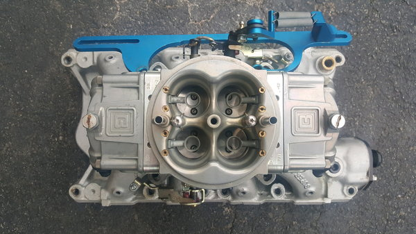 950cfm Braswell carb  for Sale $700