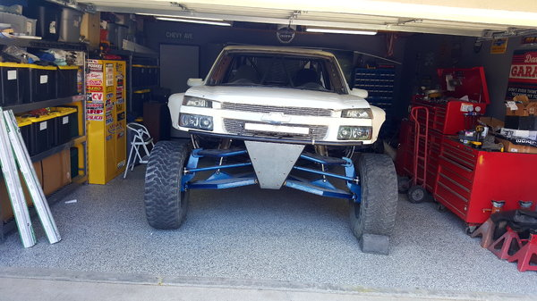 89 chevy prerunner  for Sale $17,500