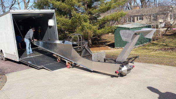 NEW DRAGSTER my loss your gain  for Sale $9,000