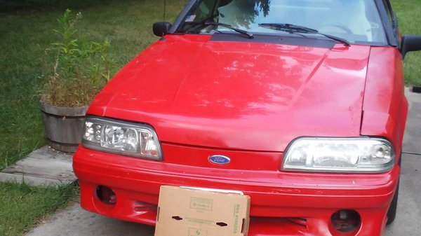 1989 Ford Mustang  for Sale $1,000