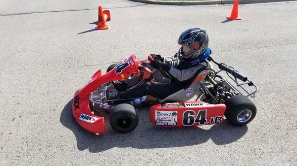 2005 Margay Junior Racing Kart - SCCA JA/JB Kart Class  for Sale $3,300