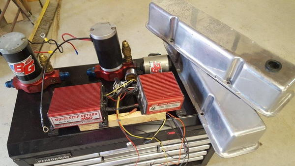 barry grant 400 fuel pump filter for sale in solsberry, in | racingjunk  classifieds