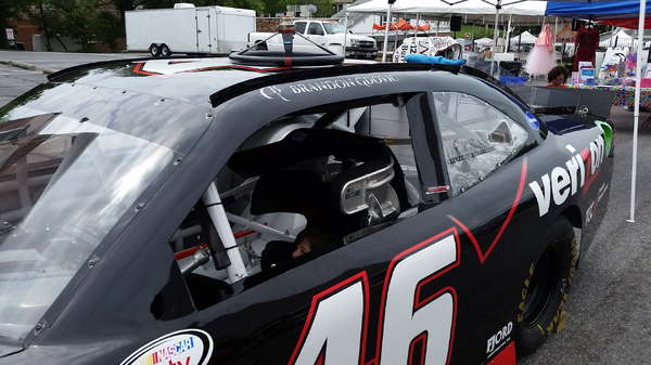 NASCAR Xfinity Series Chassis Showcar  for Sale $6,995