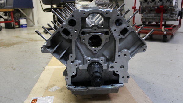 C5R Racing Block built by MTI Racing  for Sale $10,000