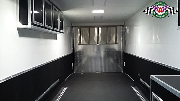 2019 Vintage 48' Outlaw Living Quarters Trailer -- ON ORDER!