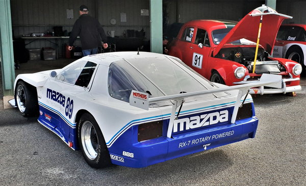 IMSA Mazda RX7 20b  for Sale $95,000