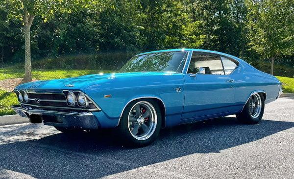 1969 Chevrolet Chevelle  for Sale $57,500