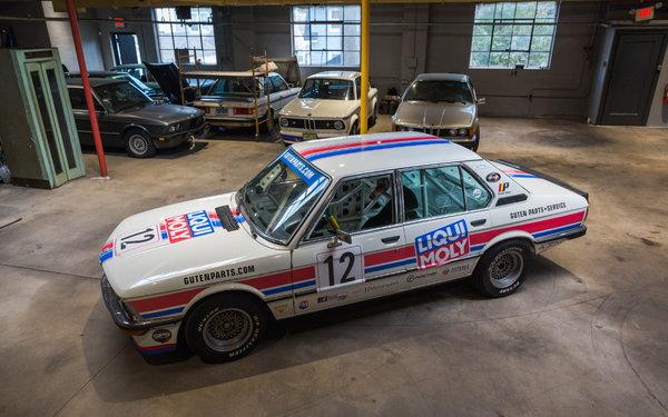 1976 BMW 530i  for Sale $21,950