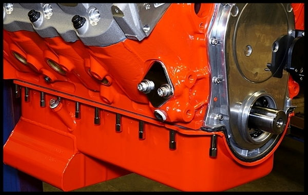 CHEVY TURN KEY SBC 427 STAGE 5.2 DART BLOCK AFR HEADS 628HP  for Sale $9,650