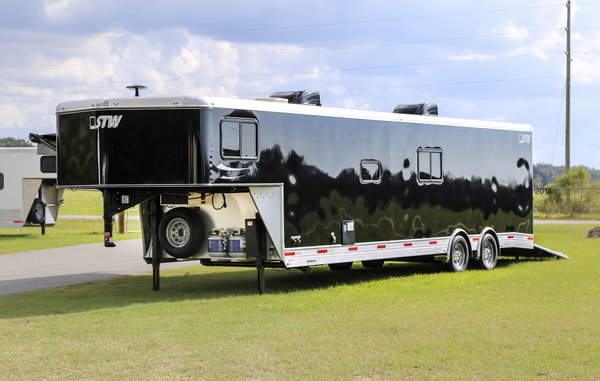 Shadow  Toy Hauler with Living Quarters  for Sale $56,785