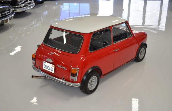 1972 Austin Mini Cooper  for Sale $29,800