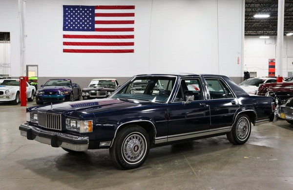1985 Mercury Grand Marquis  for Sale $8,900