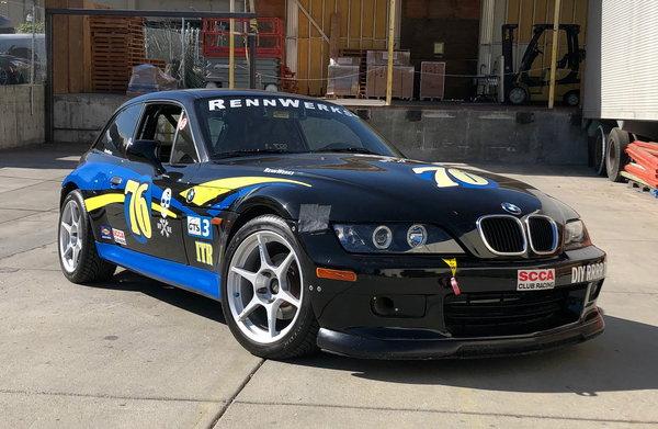 Bmw San Jose >> BMW Z3 Coupe Race Ready Clownshoe for Sale in San Jose, CA | RacingJunk