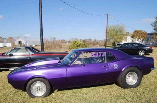 1967 Camaro  for Sale $12,000