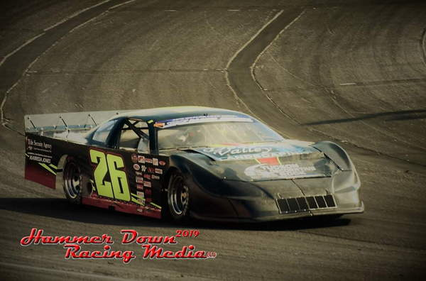 Outlaw late model  for Sale $3,400