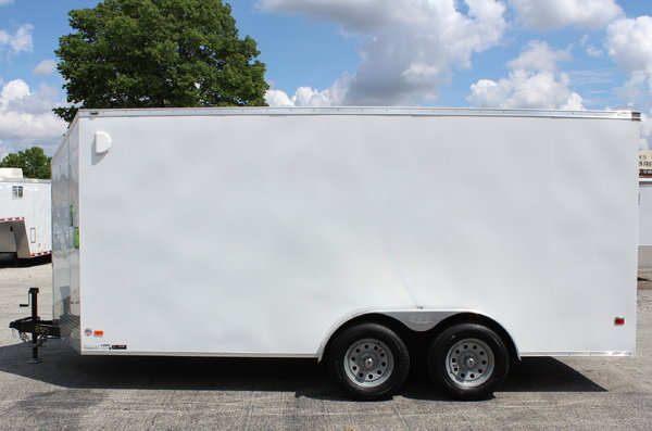 Just Arrived 7'x16' Cargo Trailer w/Free Options