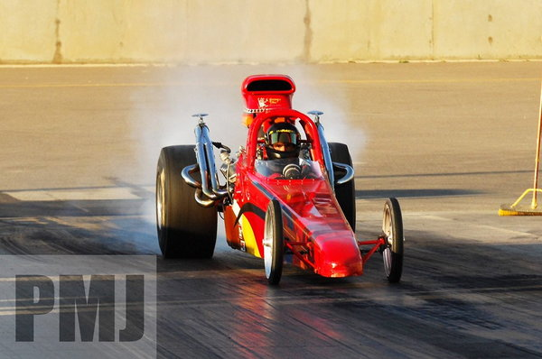 2000 Mark Rowe 215'' Dragster Turn Key