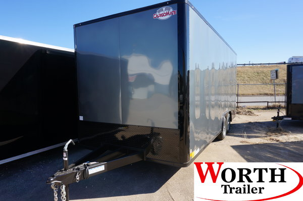 8.5' X 20' ENCLOSED TRAILER  for Sale $10,975
