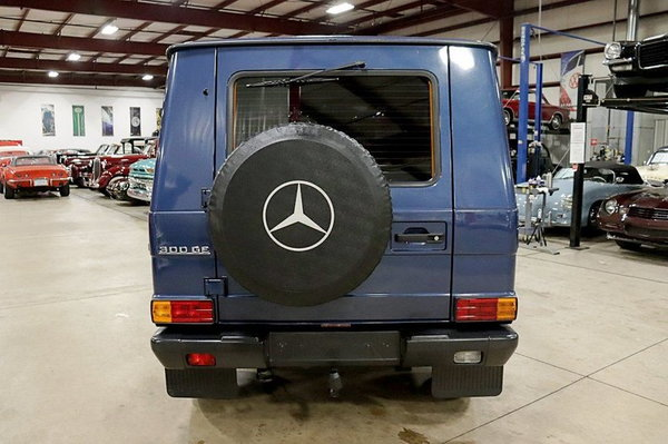 1990 Mercedes-Benz 300GE  for Sale $42,900