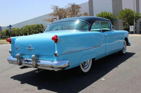 1954 Oldsmobile Super 88 Holiday  for Sale $25,900