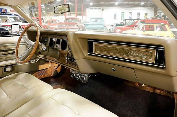 1973 Lincoln Mark IV  for Sale $11,900