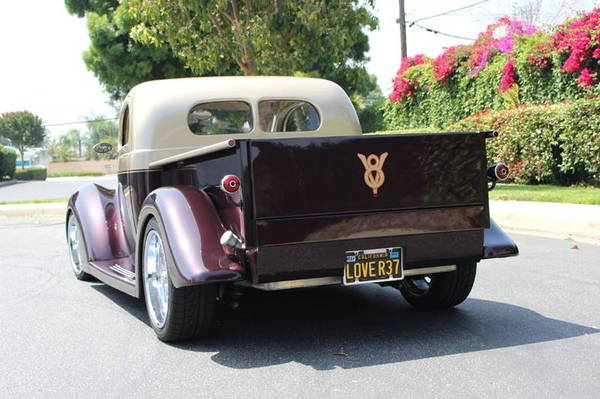 1937 Ford Pickup  for Sale $69,900