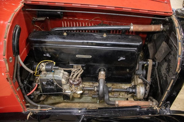 1919 Buick Model H45 Touring  for Sale $21,900