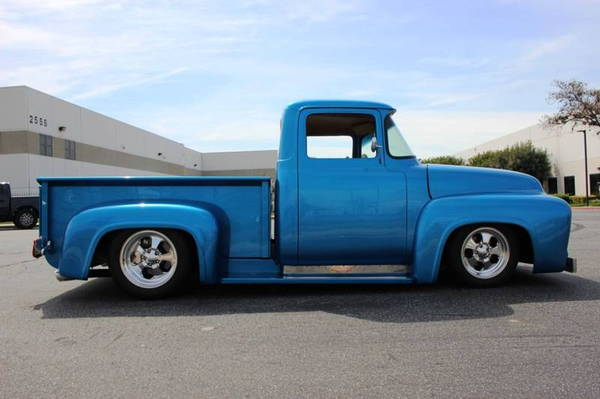 1956 Ford F-100  for Sale $69,900
