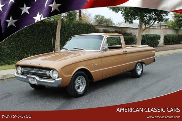 1961 Ford Ranchero  for Sale $11,900