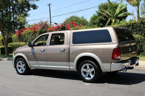 2009 Dodge Ram Pickup 1500 Laramie 4x2 4dr Crew Cab 5.5 ft.   for Sale $15,900