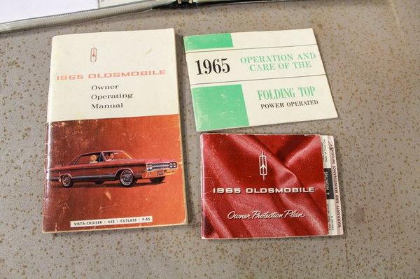 1965 Oldsmobile Cutlass  for Sale $24,900