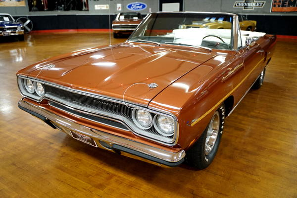 1970 Plymouth Road Runner  for Sale $59,900