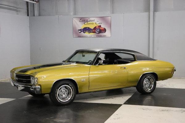 1971 Chevrolet Chevelle  for Sale $44,500