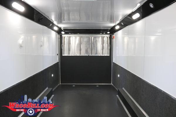 36' Wells Cargo Car/ Racing Trailer LOADED by Wacobill.com