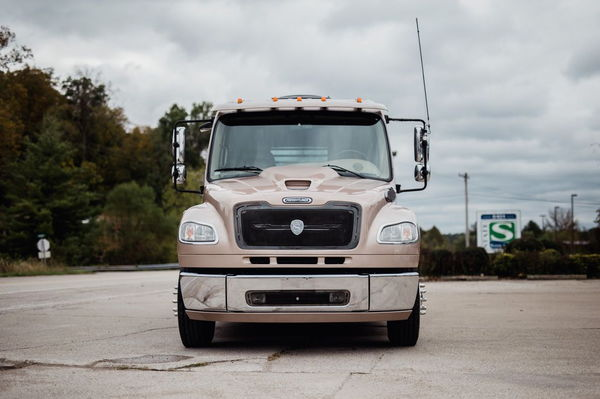 2008 FREIGHTLINER SPORCHASSIS 8.3 CUMMINS ONLY 39K MILES  for Sale $83,500