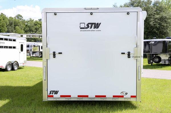 2019 STW 24' Enclosed Car Trailer