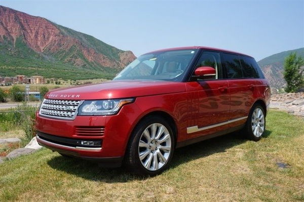 2015 Land Rover Range Rover  for Sale $35,000