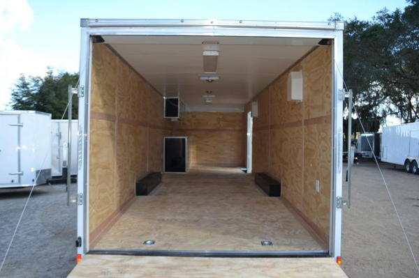 28' Pace American Race Car Trailer-FL Pickup Only!  for Sale $12,999