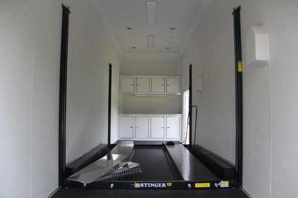 28' Contiental Cargo Stacker Trailer IN STOCK