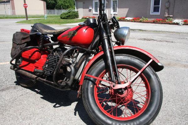 1942 Harleydavidson xa  for Sale $16,000