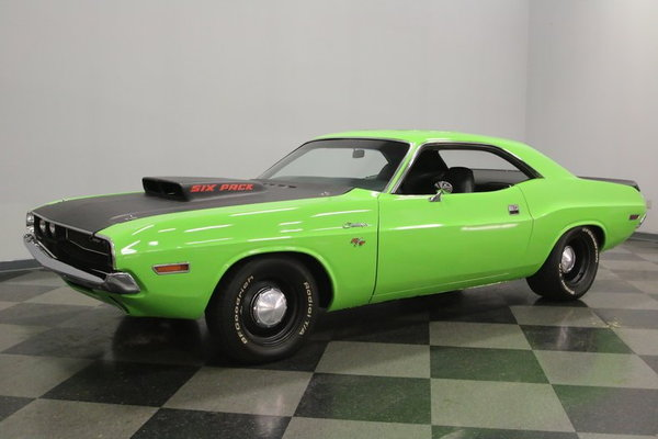 1970 Dodge Challenger RT 440 Six Pack Tribute  for Sale $44,995