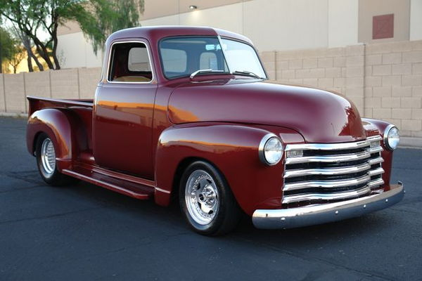 1949 Chevrolet  3100  for Sale $79,950