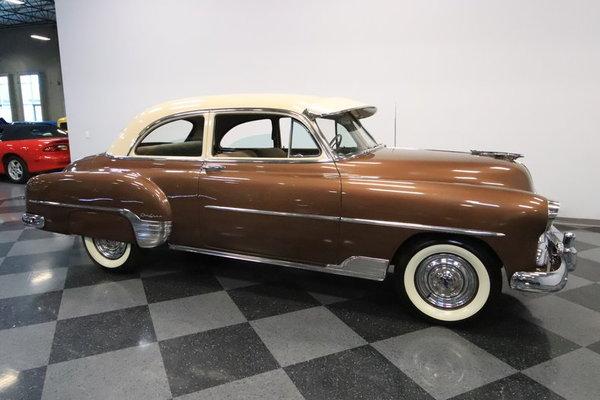 1952 Chevrolet Styleline Deluxe  for Sale $26,995