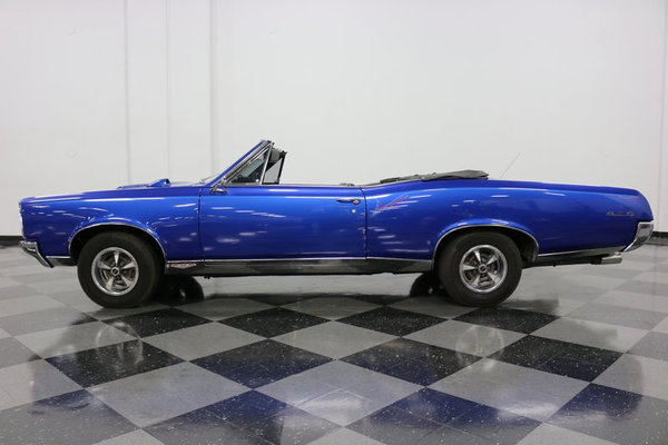 1967 Pontiac Gto Convertible For 44 995