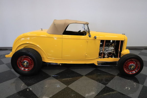 1932 Ford Highboy Roadster  for Sale $61,995
