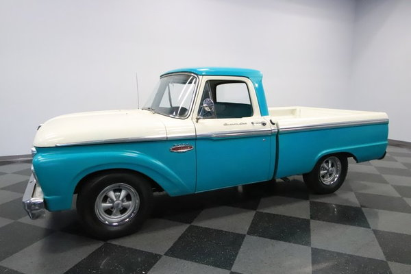 1966 Ford F-100  for Sale $19,995