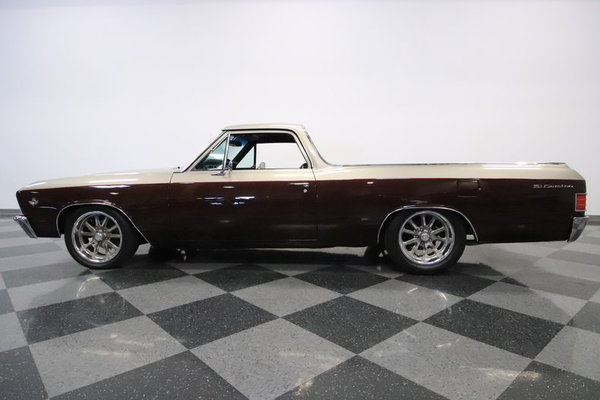 1967 Chevrolet El Camino  for Sale $34,995