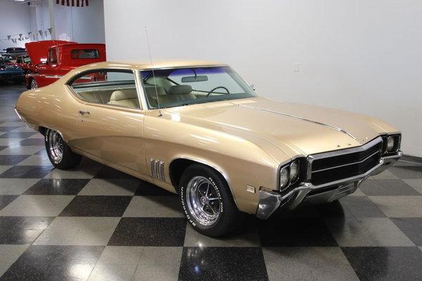 1969 Buick Skylark  for Sale $31,995